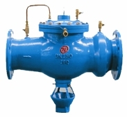 HS41X backflow prevention device