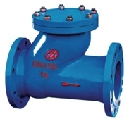 HQ41X chute ball-type check valve