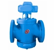 Control valve (electric two-way valve)