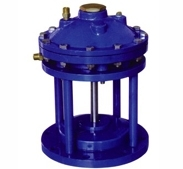JM742 type diaphragm mud bottom drain valve